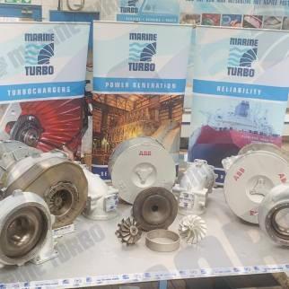 Marine Turbo Display