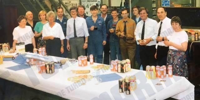 Marine Turbo Employees Celebrations