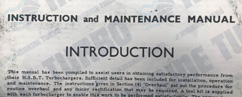 Image of mounting instructions for 20 30 35 series; Instruction and Maintenance Manual Introduction snippet.