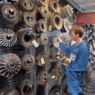 Turbo-spare-parts