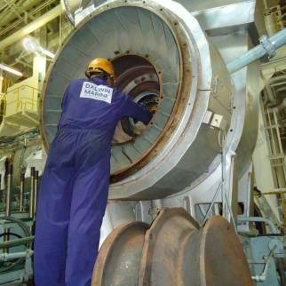 Mitsui Kawaskai STX MAN TCA 55 66 77 88 customer site Malaysia Singapore