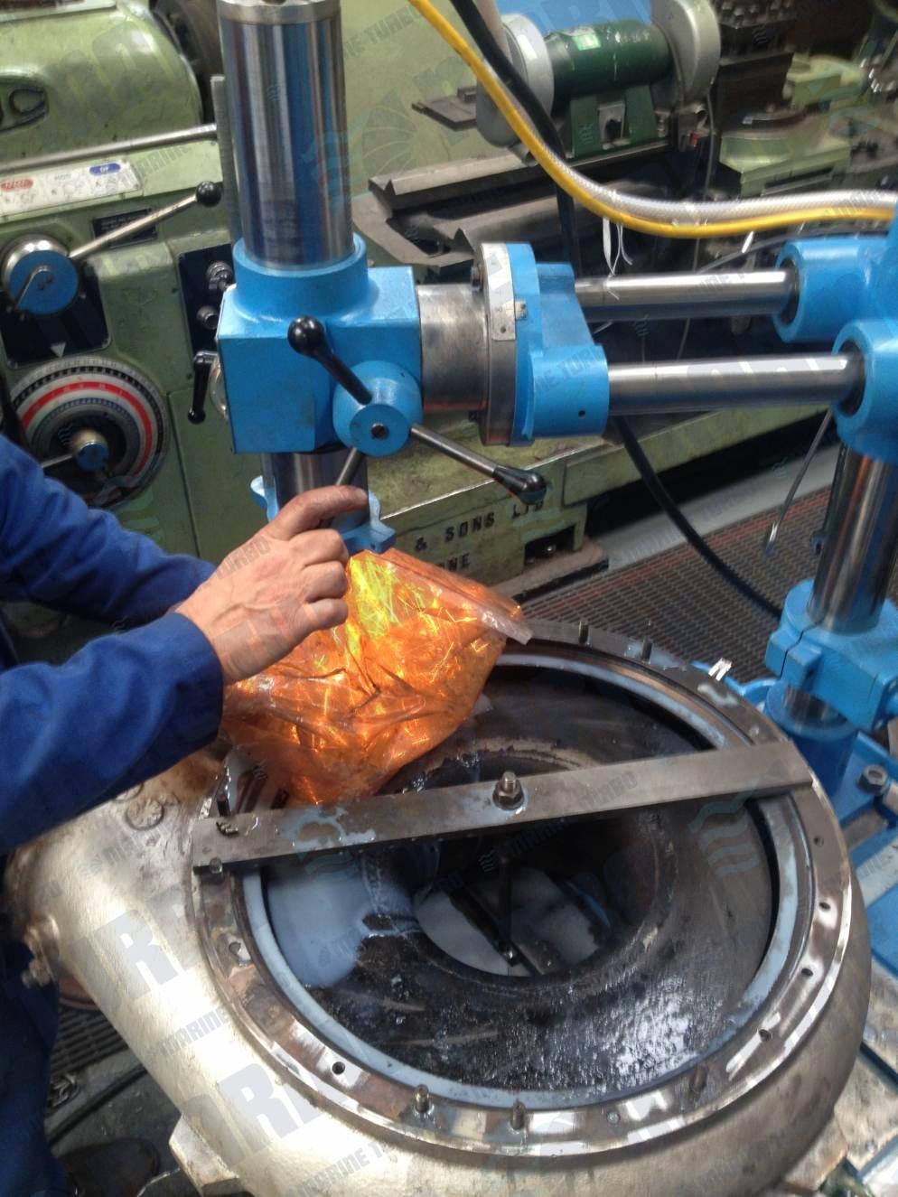 Marine Turbo Chargers : Repairs warranty marine turbo