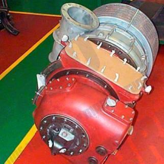 ABB turbocharger retro fit