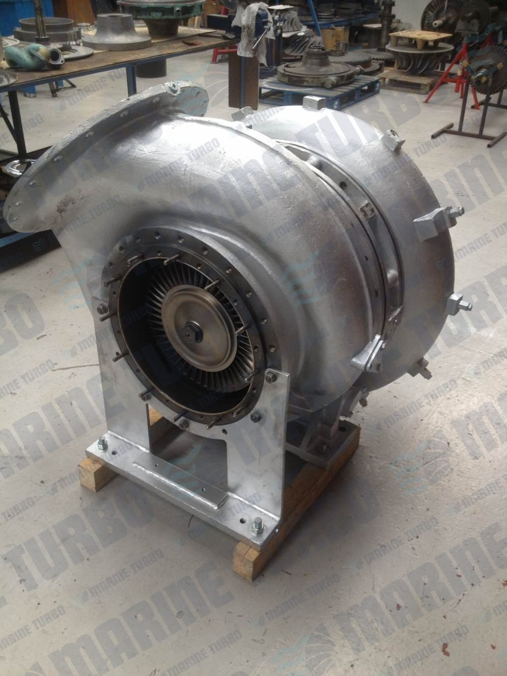 Marine Turbo Chargers : Napier na series repair spares service exchange