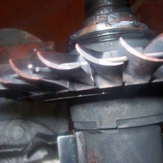 Napier MS HP 90 100 200 210 rotor repairs and workshop services