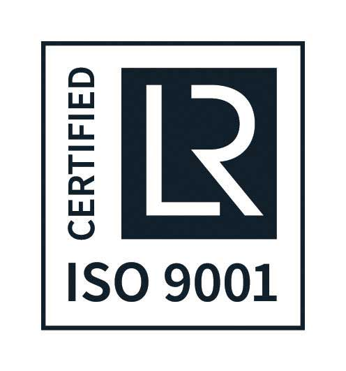 Marine Turbo Lloyds Register ISO 9001 Certificate