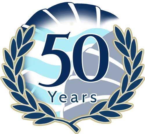 Marine Turbo Engineering Celecbrating 50 Years - logo